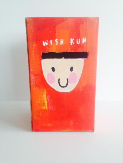 wish,ウィッシュくん,ドン,ジョン,アート,イベント
