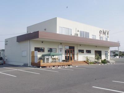 eMV岡山店舗外観