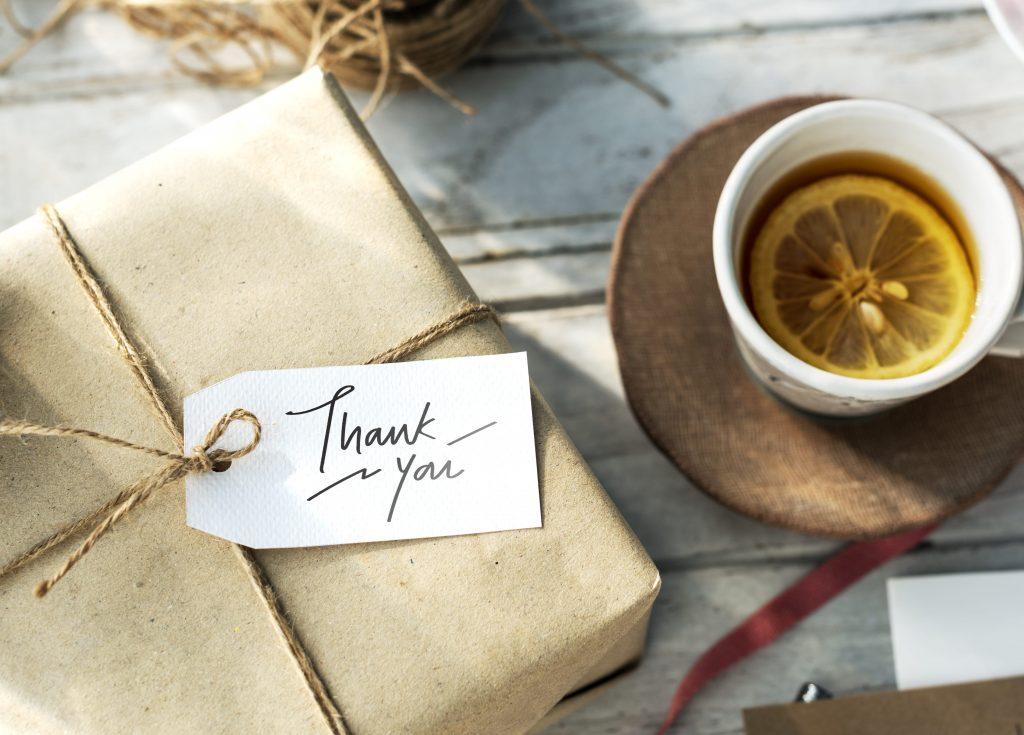 お礼の気持ちにちょっとした贈り物を添えて。お手軽なお値段で買えるオススメプチギフト♪